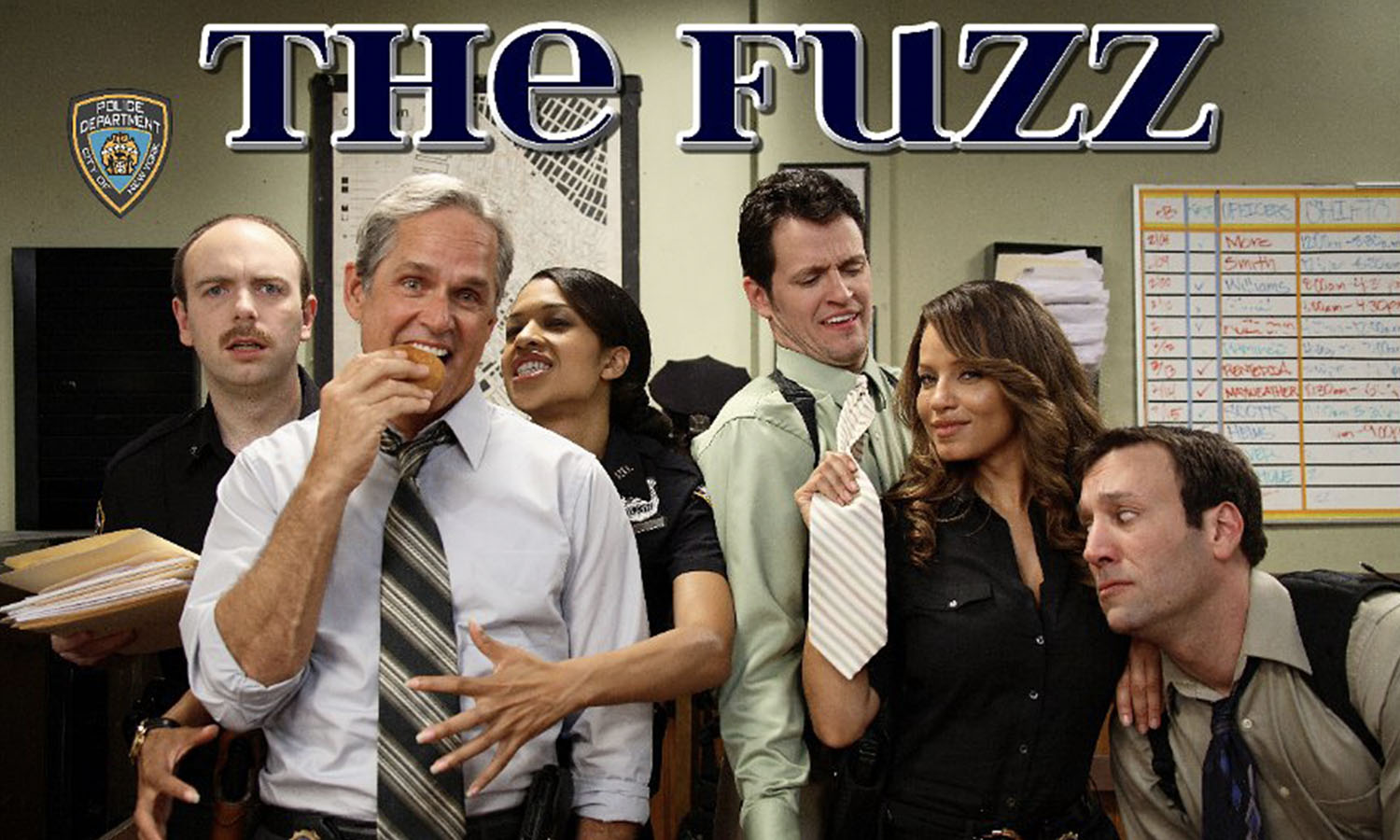 The FUZZ – Clip from the Show